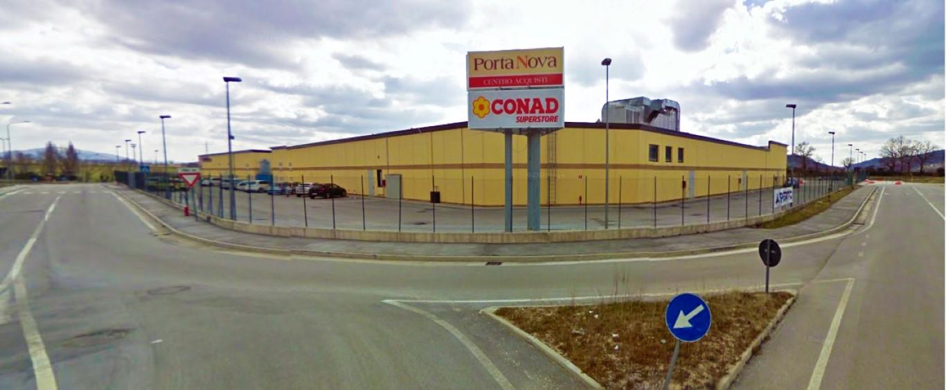 CENTRO COMMERCIALE PORTA NOVA (PG)