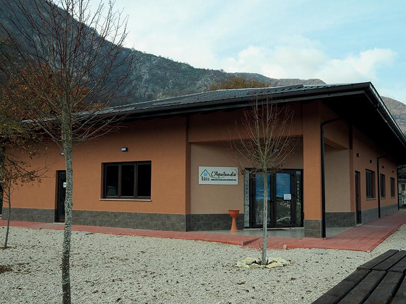 Centro Espositivo GROTTE DI STIFFE (AQ)